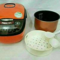 Jual Yongma Rice Cooker Digital Magic Com Ymc116 Ymc 116C 2L Yongma