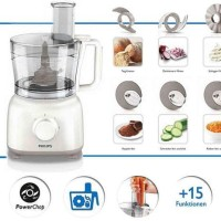 Dijual Philips Food Processor Hr7627 / Penggiling Daging Hr 7627 Promo