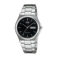 Jam tangan pria analog casio MTP-1240D1ADF stainless steel krepyak
