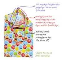 Apron Menyusui / Nursing Cover / Nursing Apron Lanugo