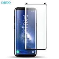 IMIDO 3D 9 H Tempered Kaca Untuk Samsung Galaxy S8 S8 Plus Screen