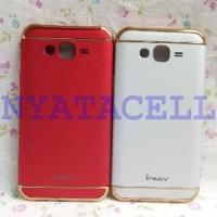 Original Case 3 In 1 Chrome Samsung Galaxy J7 Core - Plating M