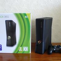 Xbox 360 slim RGH, Hardisk 750gb