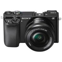 Sony Alpha A6000L 16-50mm f3.5-5.6 PZ OSS Kamera Mirror Murah