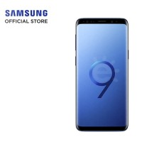 Samsung Galaxy S9+ Coral Blue Garansi Resmi SEIN 128GB