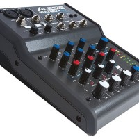 ALESIS MULTIMIX 4 USB FX 4 - CHANNEL MIXER WITH EFFECTS & USB AUDIO IN