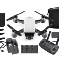DJI Spark Fly More Combo – Alpine White