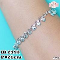 A30292 Gelang Love Silver R 2193