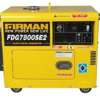 Genset Diesel Firman FDG 7800SE2