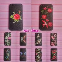 Case Flower Rose Black for Xiaomi Redmi 4a Redmi 4x Redmi 5a Mi 5x Mi