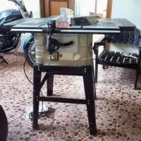 TABLE SAW WIPRO 10 INCH POTONG KAYU MEJA MJ10250