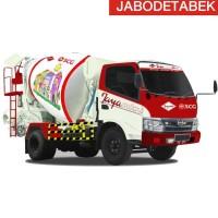Beton Jayamix Super Concrete K350 - Truck Kecil Jayamixni