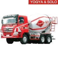 Beton Jayamix Super Concrete K250 - Truck Mixer Besar -YOGYAKARTA DAN