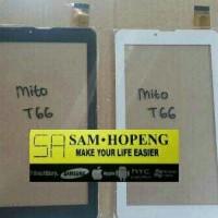 Touchscreen Tab Mito T66 Original .