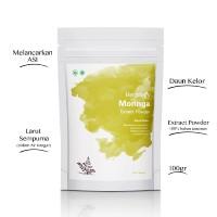 HERBILOGY Moringa Extract Powder - 100 Gr