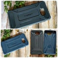 Hot Samsung A710 A7 2016 Case Spigen Rugged Capsule Soft Back Case