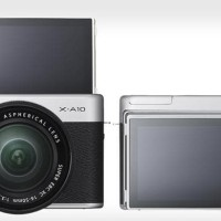 Fujifilm XA10 Kit 16-50mm Kamera Mirrorless
