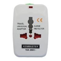 Kenmaster Travel Universal Adaptor KM-931