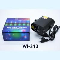 Produk Berkualitas LAMPU SOROT LASER WL-313 Murah
