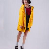 AME Raincoat - AUTHENTIC SERIES - YELLOW