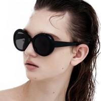 PROMO SALE kacamata import gaya oval besar SESUAI FOTO J4U017