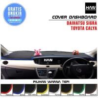 Dashboard Cover Toyota Calya | Aksesoris Dasboard | Interior Dasbord |