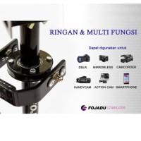 SteadyCam FOJADU PRO 4S VIDEO Stabilizer DSLR Kamera Handycam