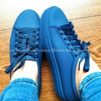 Bara Bara Sepatu Jelly Sneakers Silikon Shoes Cewek Silicone Kets 6382