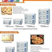 Oven Kue (Gas Baking Oven) Kapasitas Besar