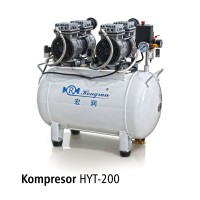Compressor Dental Hongrun HYT 200 -60L