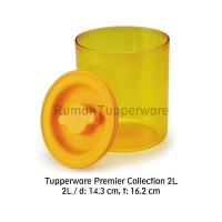 Tupperware Premier Canister 2L (Activity November 2016)