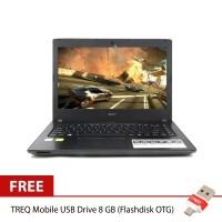 Laptop Acer Aspire E5 475G 73A3 I7 7500 8GB DDR4 1TB HDD VGA 2GB 940MX