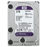 WD Purple 2TB - CCTV HDD - Internal Hard Disk Surveillance