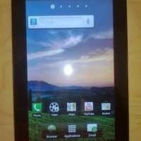2nd Samsung galaxy tab p1000 smartphone handphone tablet