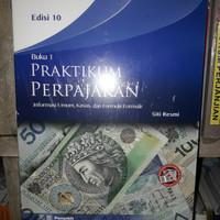 Buku Paket Praktikum Perpajakan Buku 1 & 2 Edisi 10 by Siti Resmi