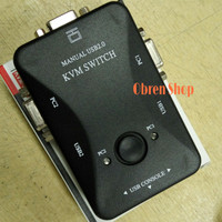 KVM Switch USB 2Port Manual