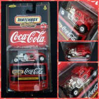 Matchbox Coca Cola Premiere Collection 1933 Ford Coupe