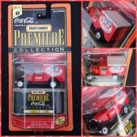 Matchbox Coca Cola Premiere Collection Model A Ford