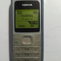 hp gsm Nokia 1200 seken murah