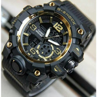 G-SHOCK GG-1000 GSHOCK GG1000 TOMBOL LIST GOLD