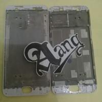 FRAME LCD TULANG CASING RANGKA HP PLUS BAZEL BASEL OPPO F1S A59 ORI