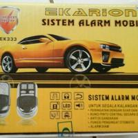 Alarm Ekarion Alarm Mobil