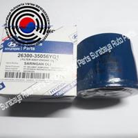 Filter Oli Hyundai Matrix Trajet Elantra H1 Bensin Original