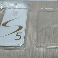 Anti Crack FUZE Samsung S5 G900 I9600 S5 Docomo 5.1 inchi Acrylic Case