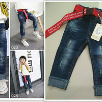 MX boy vintage jeans (celana jeans anak import)