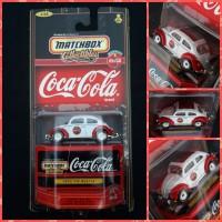 Matchbox Coca Cola Premiere Collection VW Concept 1
