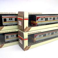 Harga 1 Set Miniatur Kereta Api Travelbon.com