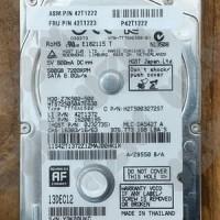 Hardisk HDD Laptop 2.5 Inch 500GB Internal Hitachi Slim 6Gbps Bekas