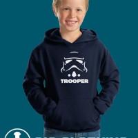 Jaket Hoodie Anak Trooper Stroomper Star wars - 313 Clothing