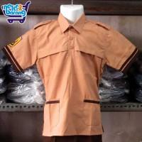 Baju Pendek Seragam Pramuka Siaga (Seragam SD) (Seragam Sekolah)
